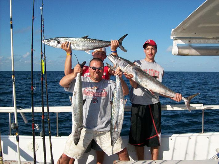 Charter fishing panama city beach florida deep sea for Florida fishing trips